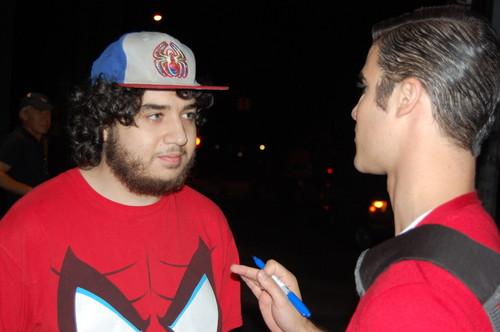 Darren criss, 2012 , @PabloAnechina