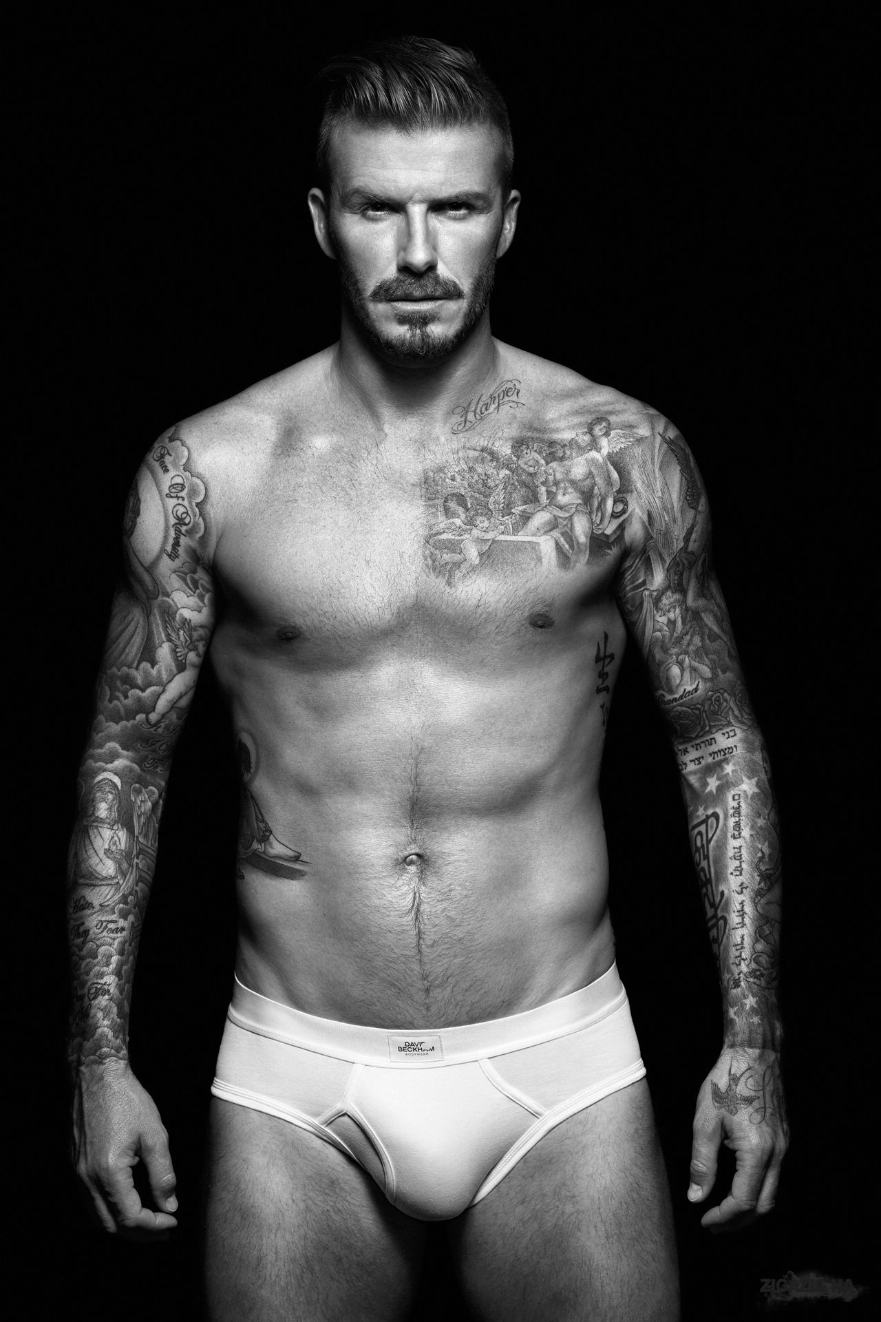 David Beckham David Beckham  H M Underwear   Second Collection   2012