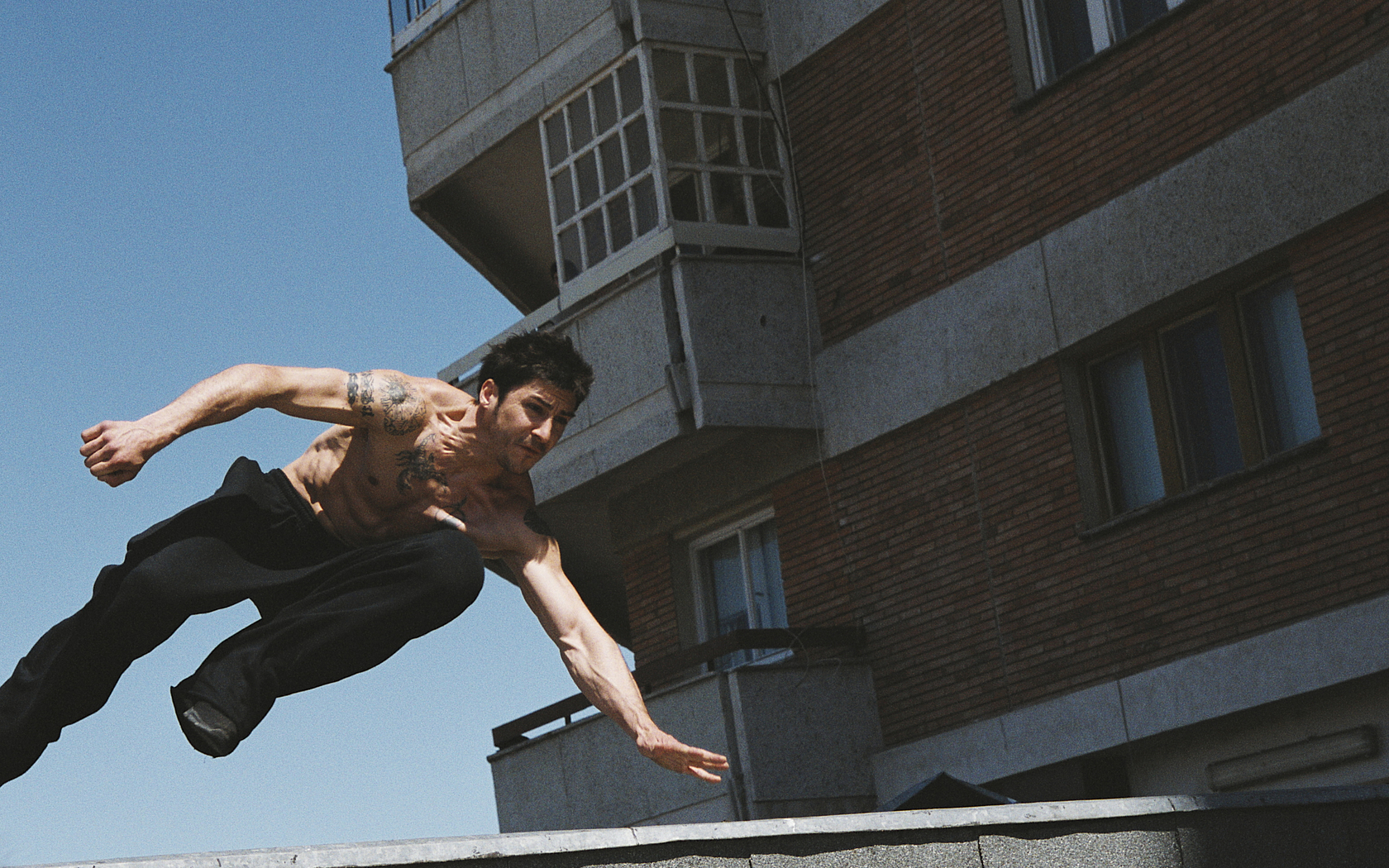 Parkour Images David Belle HD Wallpaper And Background Photos