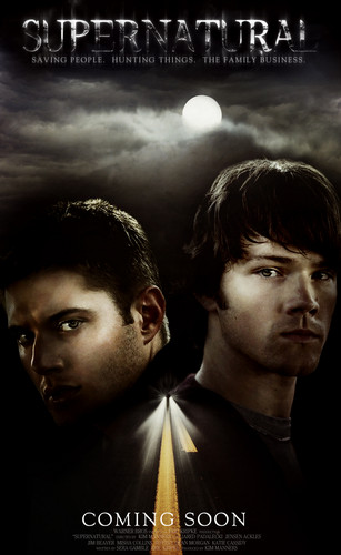 Dean & Sam - supernatural Photo