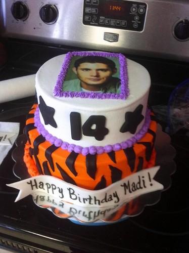 Dean cake