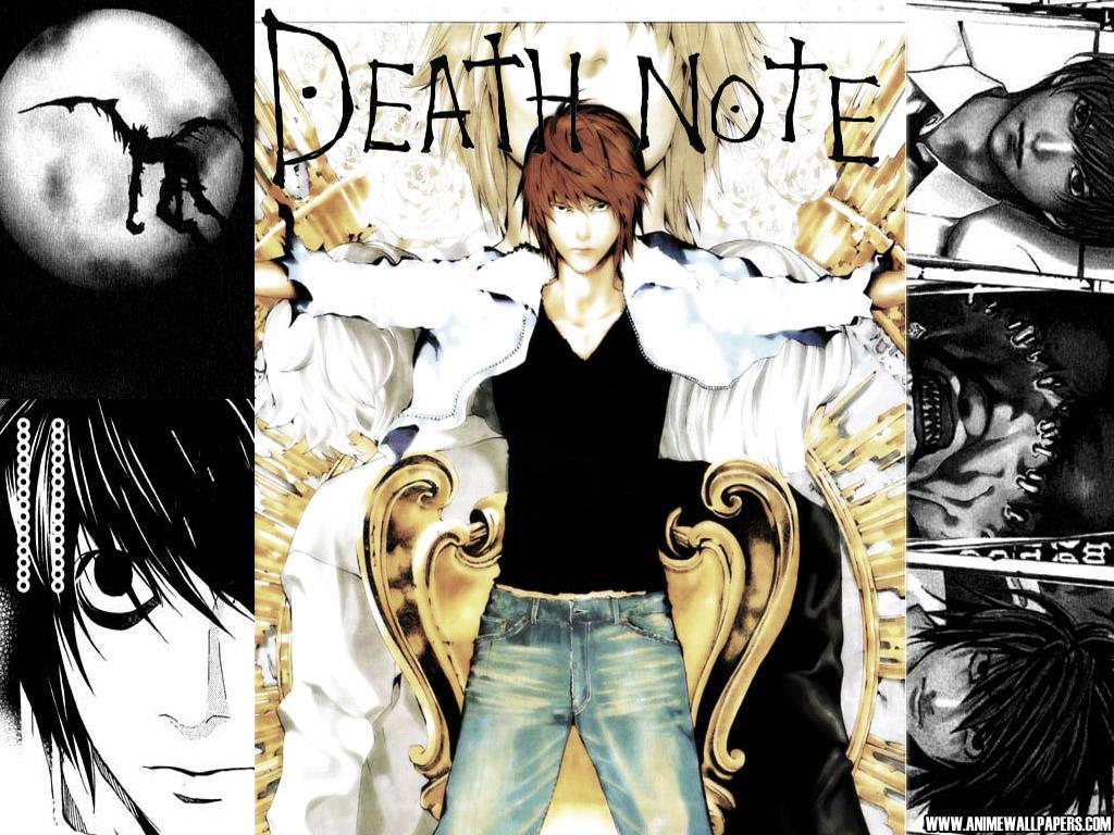 Death note anniewannie photo 31829434 fanpop - Manga death note ...