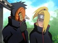 Deidara and Tobi