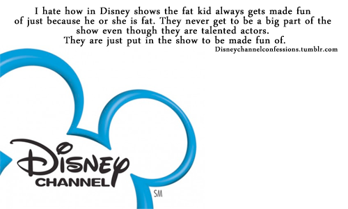 disney Channel Confessions
