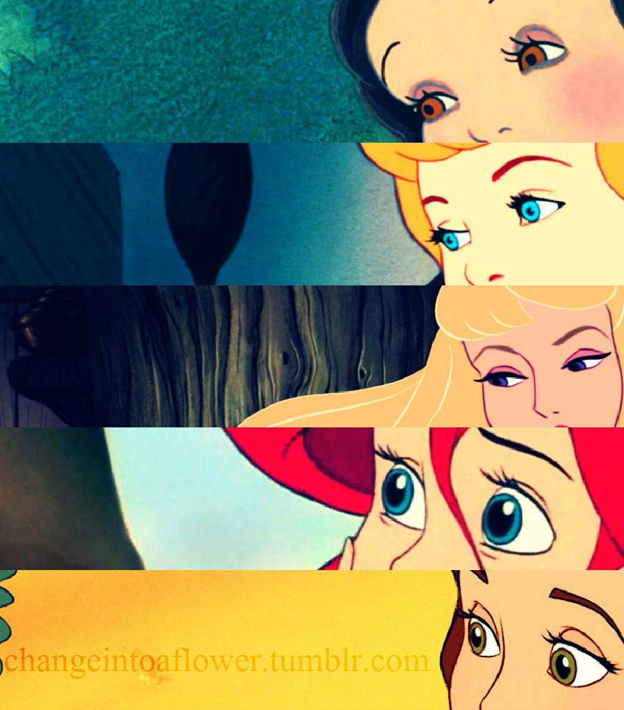 Disney Princess Eyes<3