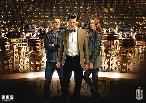 Doctor Who Season 7 - doctor-who Photo