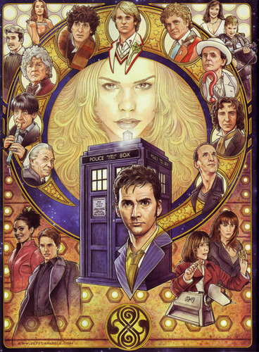 Doctors and Companions <3