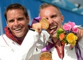Dombi Rudolf , Kokeny Roland Hungary winners - the-olympics photo