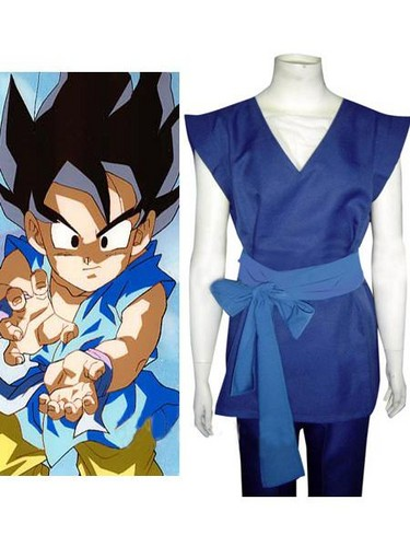 Dragon Ball Son Gohan Cosplay Costumes