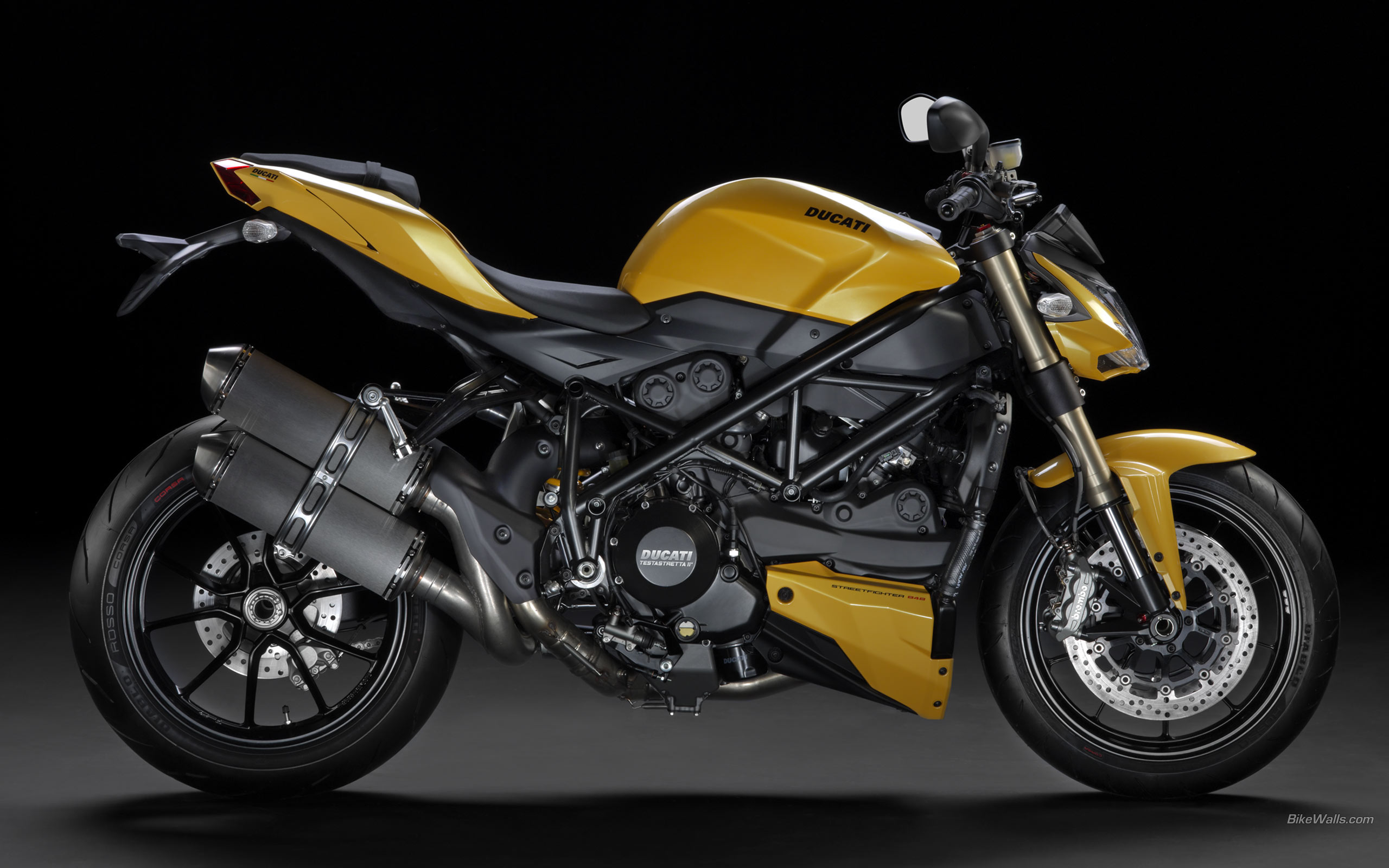 Ducati Streetfighter 848 Motorcycles Photo 31816598