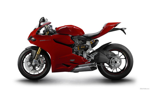 Ducati Supersport 1199