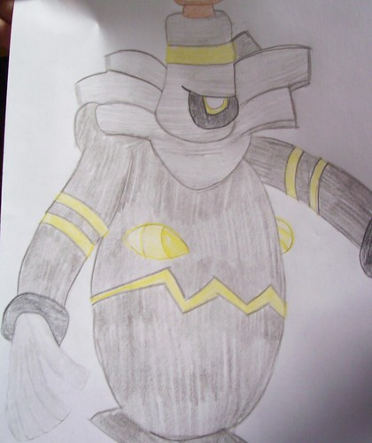 Dusknoir - pokemon Fan Art