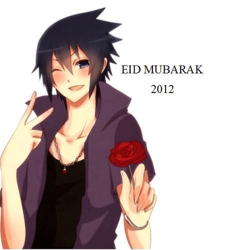 EID MUBARAK Anime