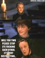 Eyeing - harry-and-draco photo