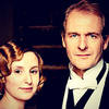 Edith and Sir Anthony Season 3 - downton-abbey Icon