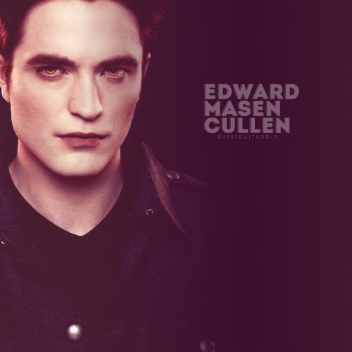 Edward Masen Cullen
