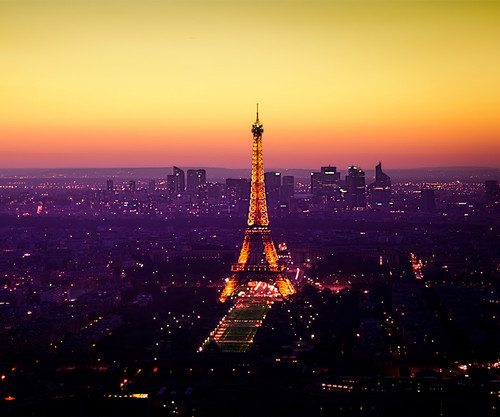 4 The Love of You! wallpaper entitled Eiffel Tower
