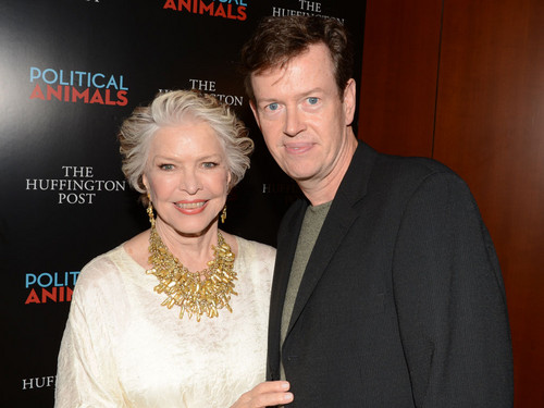 Ellen Burstyn and Dylan Baker @ the Political Животные Red Carpet Premiere