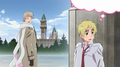 England and Russia  - hetalia photo