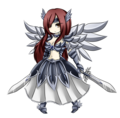Erza Chibi (Heaven's Wheel Armour) - fairy-tail fan art