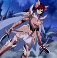Erza in Fairy Armour
