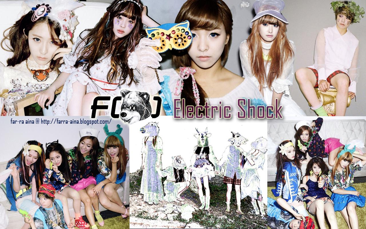 GG WG F(x) Монгол дахь фен блог | GG WG F(x) Mongolian Fan ... F(x) Krystal Electric Shock