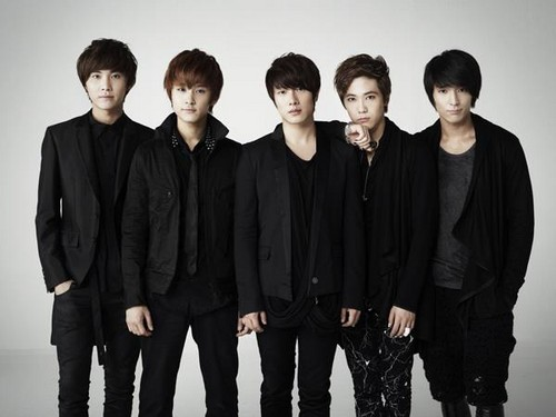 "F.T. Island wallpaper probably containing a well dressed person entitled FT Island ""Top Secret"" concept pics"