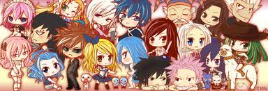 Fairy Tail banners :D