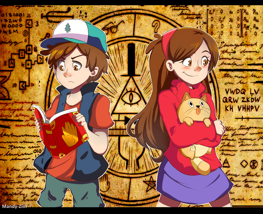 Gravity Falls Images Fanart HD Wallpaper And Background Photos