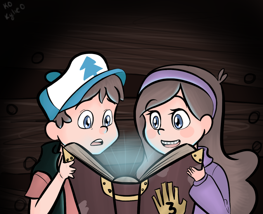 gravity falls and - photo #39