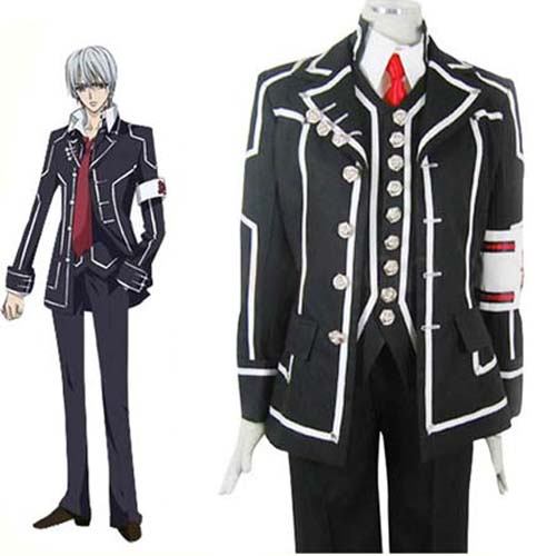 Fantastic Vampire Knight Boys Uniform Cosplay Costume