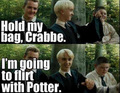 Flirt - harry-and-draco photo