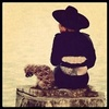 Lady Gaga photo probably containing a fedora, a beaver, and a porkpie called Fozzi&Gaga