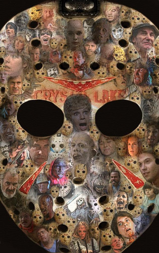 Friday the 13th Collage