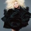 Lady Gaga photo called Gaga for Vogue 2012