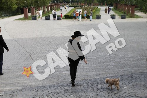 Gaga out in Bucharest - lady-gaga Photo