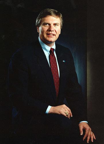 George Speaker Mickelson (January 31, 1941 – April 19, 1993)