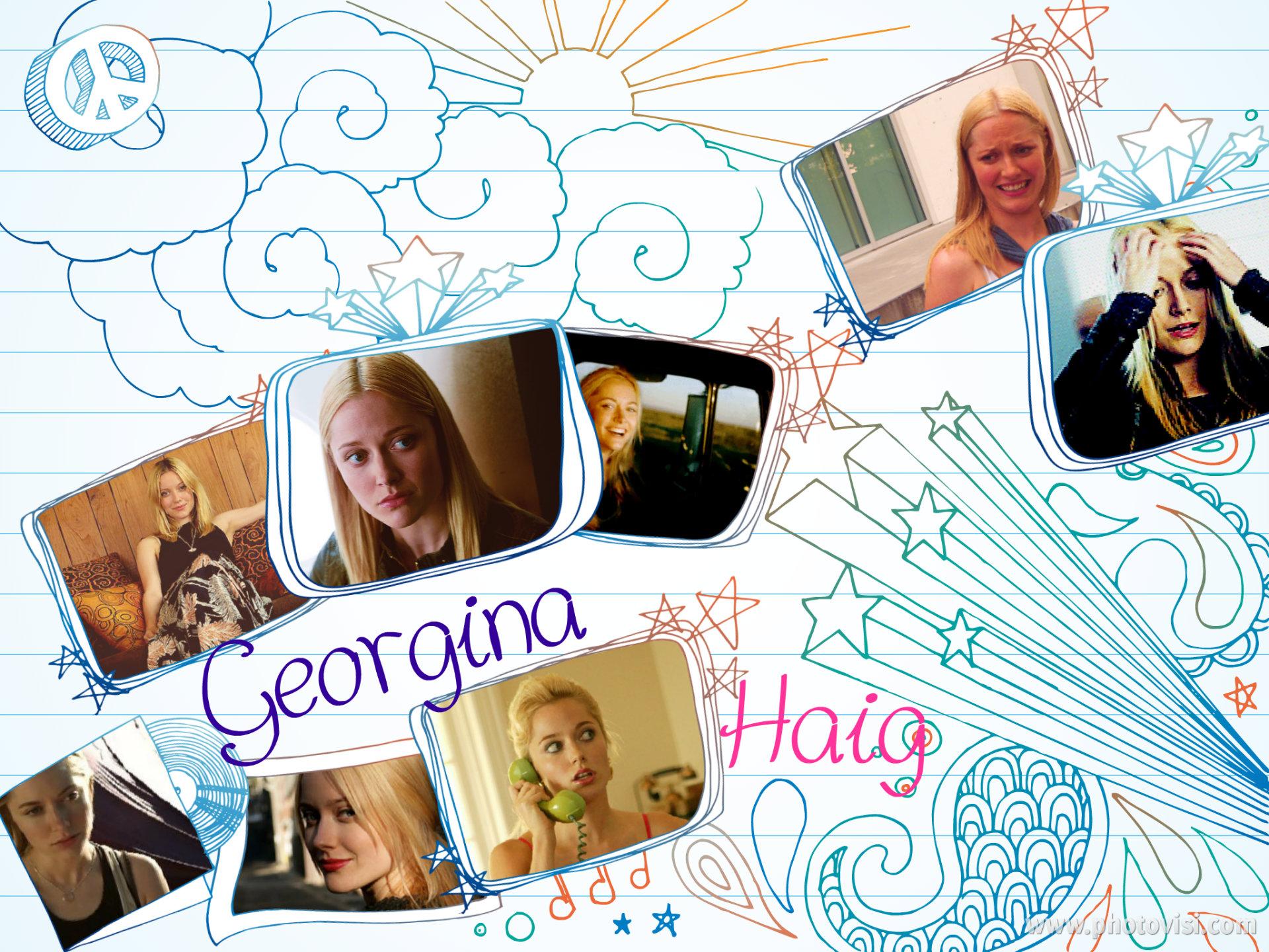 Georgina Haig