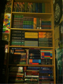 Giamt collection of Harry Potter books