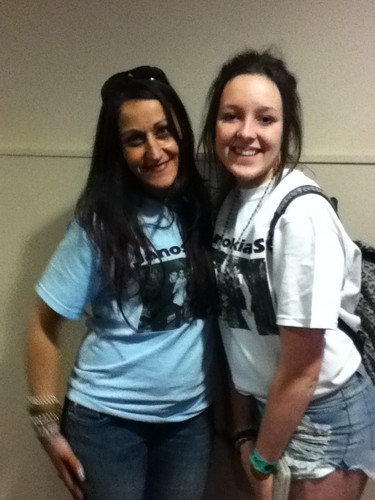 Gina and i (Beau, Jai and Lukes mum)