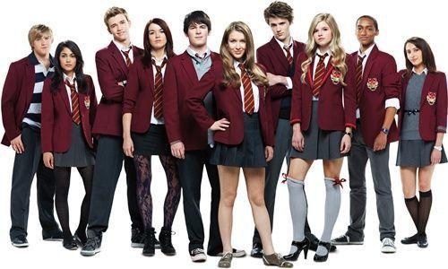 HOA season 2 cast