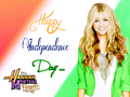 HannahMontana Indain Independence Day 2012 special Creation by DaVe!!!