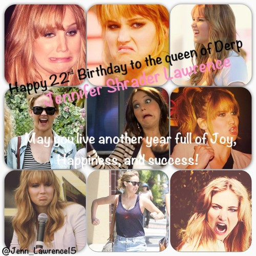 Happy 22nd Birthday Jennifer!