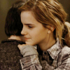 Harry and Hermione photo containing a portrait called Harmony