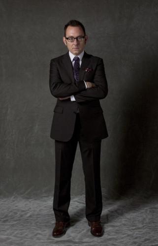Harold Finch || Season 1 Promotional Photo