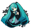 Hatsune Miku Chibi Design - vocaloids photo