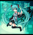 Hatsune Miku Large Photo