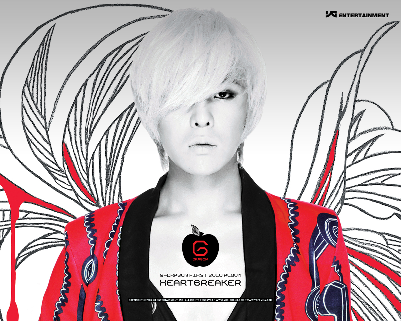 Heartbreaker Wallpaper  GD Wallpaper 31865674  Fanpop