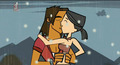 Heather and Alejsndro - total-drama-island photo