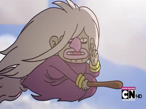 Hectors Mother The Amazing World Of Gumball